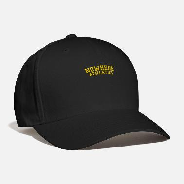 Wasted Nowhere athletics not a fan of athletics funny - Baseball Cap