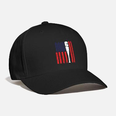 4 Th July American Flag Baseball Flag 4 Th July - Baseball Cap