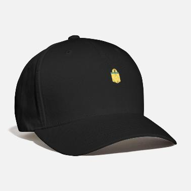 Birdman Pocket Parrot Bird Animal Gift - Baseball Cap