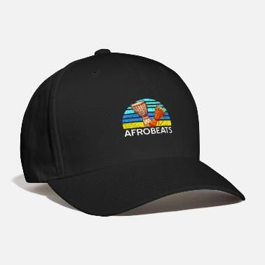 Or R B Music Afrobeat West African Music with Djemba - Baseball Cap