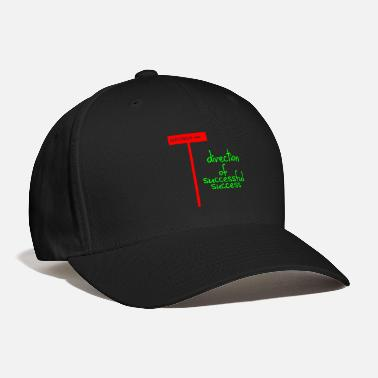Successful direction of successful success - Baseball Cap