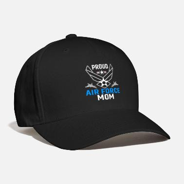 Airforce Proud US Air Force MOM - Baseball Cap
