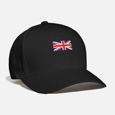 British Flag of the United Kingdom Cool British Flag - Baseball Cap