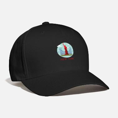 Souvenir New York City NYC Manhattan Tourist Souvenir - Baseball Cap