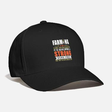 Ethical Farming Is More Than Food Production T Shirt - Baseball Cap