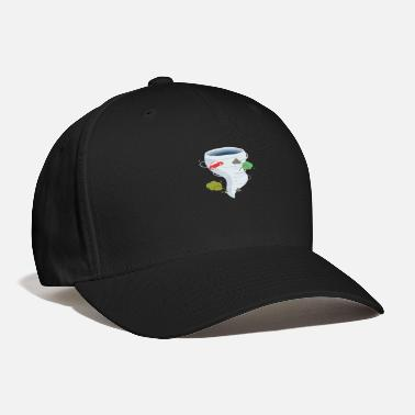 Fun Tornado Awesome Tornado Storm Chaser Severe Weather Lover - Baseball Cap