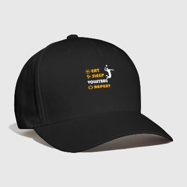 Womens Volleyball Volleyball - present for men and women - Baseball Cap