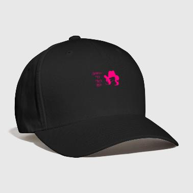 Saddle Saddle Up Lets Ride Premium Hot Pink - Baseball Cap