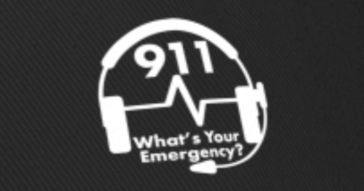 911 Dispatcher What s Your Emergency T Shirt EMS EMT Baseball Cap ... 3fb80430fc30