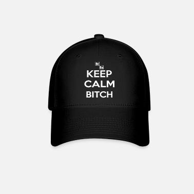Breaking Bad Pinkman Bitch Logo Graphic Design Trucker Cap