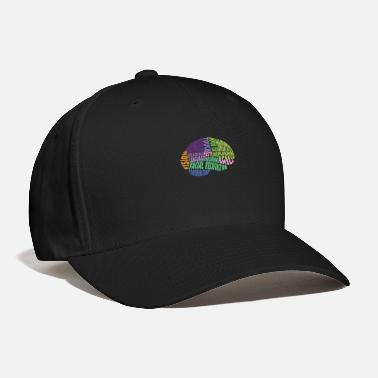 Region Regions of the brain - Baseball Cap