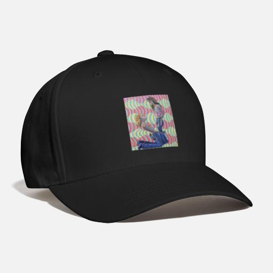 Eye Caps - nikkie - Baseball Cap black