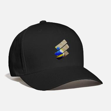 Beach Volleyball Beach Volleyball Abstract - Baseball Cap