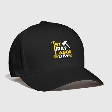 Labor Labor Day Labor Day USA America Holiday Gift Idea - Baseball Cap