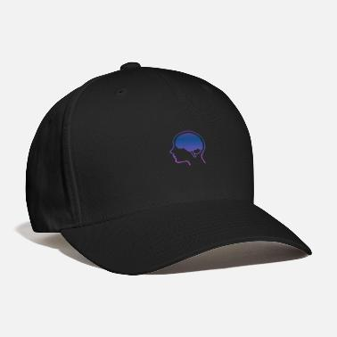 Think Thinking positively - Baseball Cap