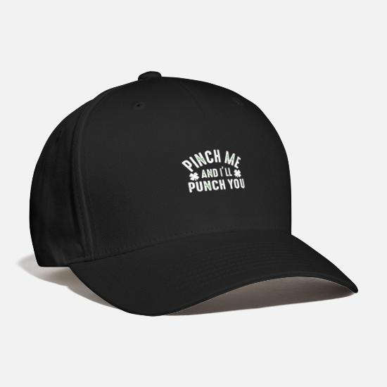 Your Mom Caps - PUNCH YOU - Baseball Cap black