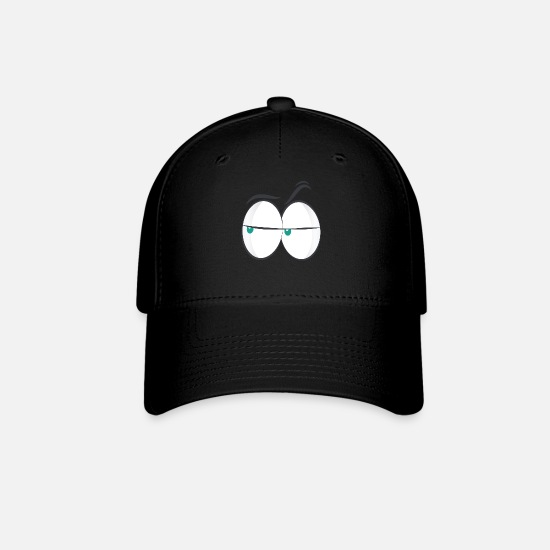 Eyeball Caps - Eye - Baseball Cap black