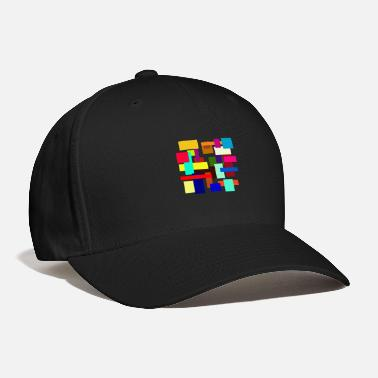 Rectangle Rectangles - Baseball Cap