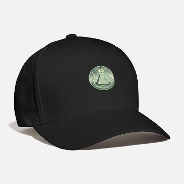 Bill Cipher Illuminati - Baseball Cap