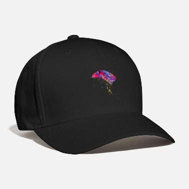 Skydiving Skydiver - Baseball Cap