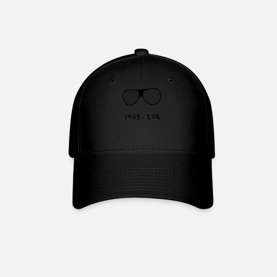 Michael Caps - George Michael Tribute 1963 2016 - Baseball Cap black