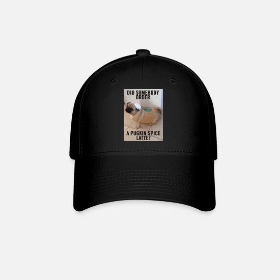 Dog Owner Caps - dog pun hilarious - Baseball Cap black