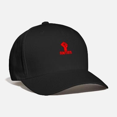 AntiFa Anti Fascist Fist - Baseball Cap