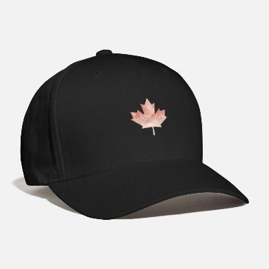 Maple Leaf Saskatchewan Maple Leaf - Baseball Cap
