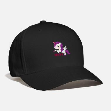 Angelwings Unicorn Power with angelwings - Baseball Cap