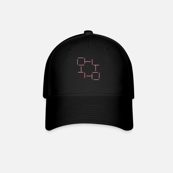 Heat Caps - match_am1 - Baseball Cap black