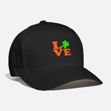 I Love Ireland Irish Forever My Heart Beat For ♥ټ☘I Love Irish-Ireland-Happy St Patty's Day☘ټ♥ - Baseball Cap