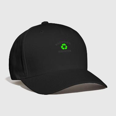 recycled hipster - Baseball Cap