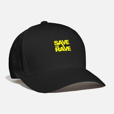 Rave Save The Rave - Baseball Cap