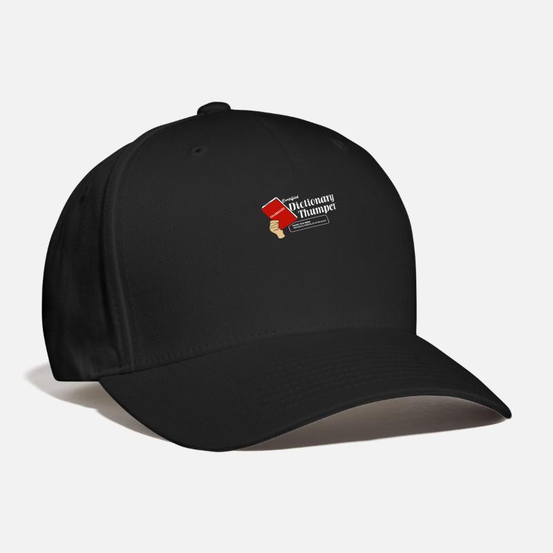 Dictionary Thumper Baseball Cap  9e25f05df7e1