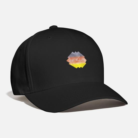 Berlin Caps - Berlin - Baseball Cap black