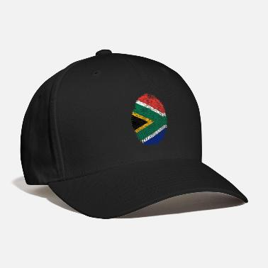 South South Africa Flag - Baseball Cap