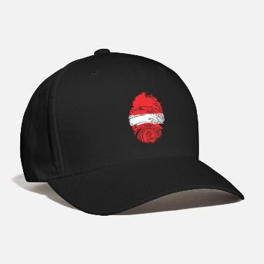 Fingerprint flag - Baseball Cap