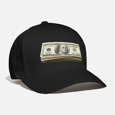 Dollar 100 Dollar Bills - Baseball Cap