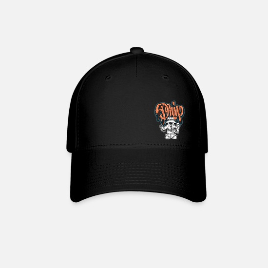 Spray Can Caps - Way of the drip - Baseball Cap black