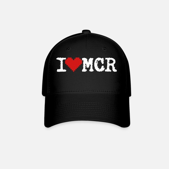 7acdd0be6 MCR LOVERS Baseball Cap | Spreadshirt