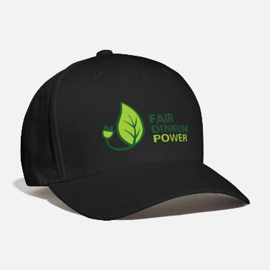 Dinkum Fair Dinkum Power merch - Baseball Cap