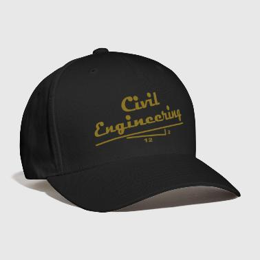 Civil Engineer Slope - Baseball Cap