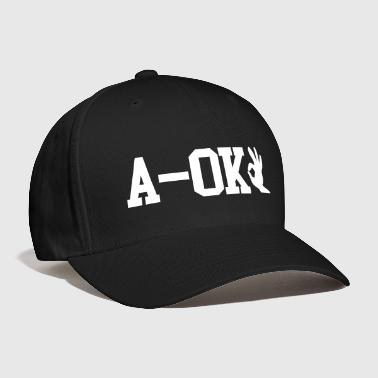 A OK cute hands it's all good with me - Baseball Cap
