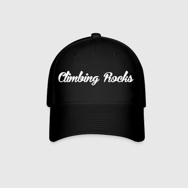Rock Climbing Rocks - Baseball Cap