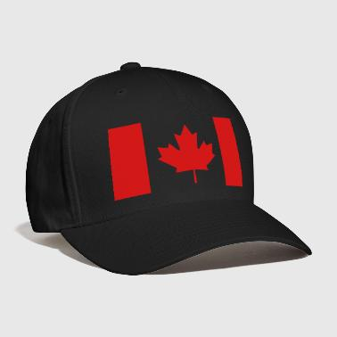 Canadian Flag - Baseball Cap