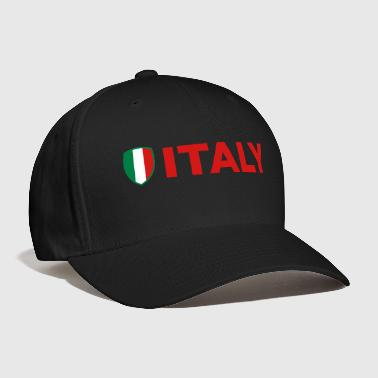 National Flag of Italy - Baseball Cap