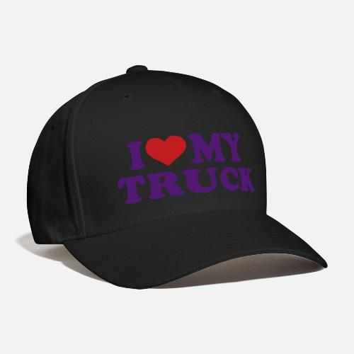 Truck - Baseball Cap. Front 24ab0c228ae