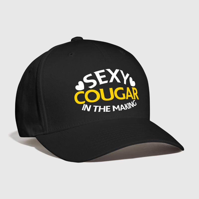 SEXY COUGAR in the making - Baseball Cap