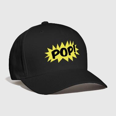 pop! on a star comic - Baseball Cap