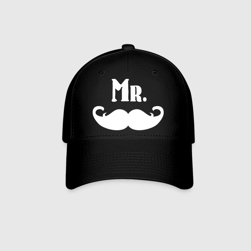 Mr. Mustache - Baseball Cap